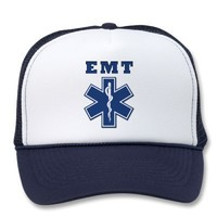 EMT Star of Life Hats from Zazzle.com