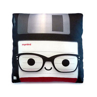 Mini Pillow - Floppy Disk (Limited Nerd Edition Design)