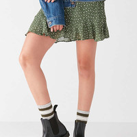 Dr. Martens Flora Smooth Chelsea Boot | Urban Outfitters