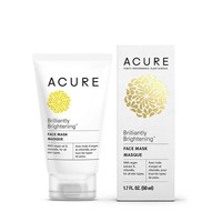 Acure Brilliantly Brightening Face Mask - 1.75 Oz