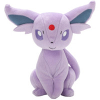 "Pokemon XY Espeon 8"" Plush"