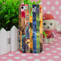 B1626 Harry Potter All Books Transparent Hard Thin Case Cover For Apple iPhone 4 4S 5 5S SE 5C 6 6S 6Plus 6s Plus