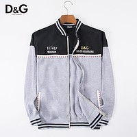 Boys & Men Dolce&Gabbana Cardigan Jacket Coat Pullover