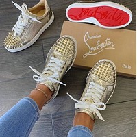 shosouvenir Christian Louboutin 2020 Fashionable leisure shoes