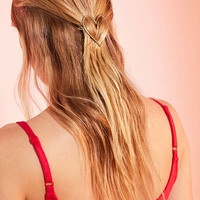 Love Hair Pin   Urban Outfitters