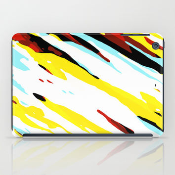 Trippy Panda 8 iPad Case by HappyMelvin Graphicus