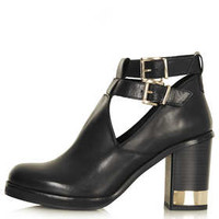 ALL YOURS Ankle Boots - Black