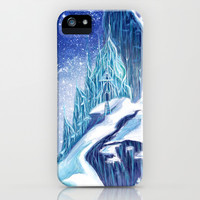 ~Frozen .:A Kingdom of Isolation:. iPhone & iPod Case by Kimberly Castello