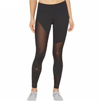 Women's Slim Fit Mesh Leggings
