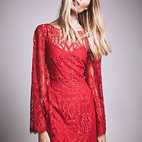 Free People Womens Guinevere Dress