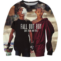 Save Rock And Roll x Fall Out Boy