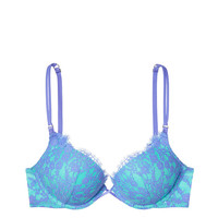 Eyelash Lace Add-2-Cups Push-Up Bra - Bombshell - Victoria's Secret