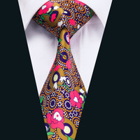 Summer New Arrival Fashion Men`s Cotton Ties High Quality Design Necktie Neckwear For  Wedding Party