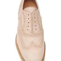 Common Projects Lace-Less Brogue