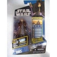 Star Wars 2011 Clone Wars Animated Action Figure CW No. 65 Jar Jar Binks [Toy]