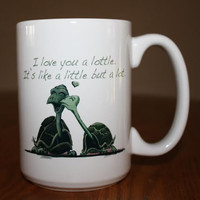 Lottle Love Cute Turtles Mugs Just In Time for Valentines Day