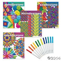 Designs Collection plus 24 FREE Markers