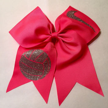 Nike Volleyball! Hair Bow