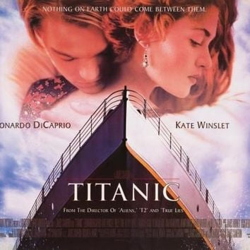 Titanic 30x40 Movie Poster (1997)