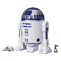 Star Wars: Episode VII The Force Awakens Micro Machines R2-D2 Playset by Hasbro