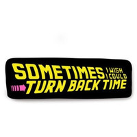Turn Back Time Pin