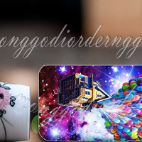 Flying House Nebula - for iPhone 4/4s, iPhone 5/5s/5c, Samsung S3 i9300, Samsung S4 i9500 Hot Edition