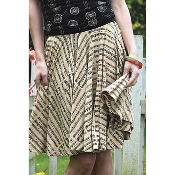 Delighted Skirt in Symphony