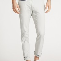 Summer Weight Chino - Grey
