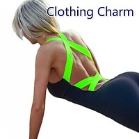 4 Color 2016 Fitness Jumpsuit & Rompers Skinny Bodysuit Fashion Hot bandage Slim elastic force Piece pants