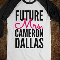 FUTURE MRS. CAMERON DALLAS SHIRT (IDB520237)