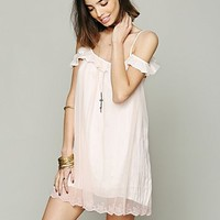 Intimately Free People Womens Off The Shoulder Slip