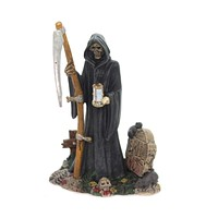Department 56 Accessory THE GRIM REAPER Polyresin Halloween 810636