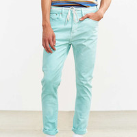 Levis Overdyed Green 510 Skinny Jean - Urban Outfitters