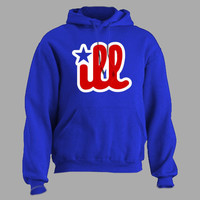 PHILLY iLL  HOODIE hooded sweatshirt phillies hip by HotterTopic