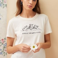 PS / LA Lonely Hearts Club T-Shirt | PacSun