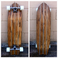 The Elkmont Longboard Skateboard