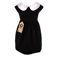 Wednesday girls cotton dress