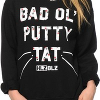 Hellz Bellz x Looney Tunes Putty Tat Crew Neck Sweatshirt