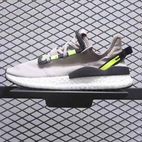 Adidas Nite Jogger Boost Trending Men Breathable Running Sport Shoes Sneakers Grey