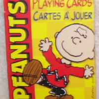 Peanuts Playing Cards Deck - 50th Anniversary - Charlie Brown, Snoopy & Gang