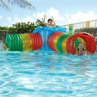 Amazing Pool Maze Inflatable Floating Play System