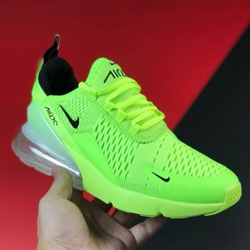 Nike Air Max 270 Rear Real Air Cushion Running Shoes