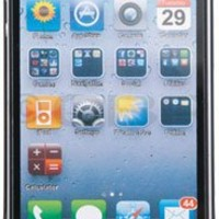 Topeak Ride Case for iphone 4 and 4S (Black, 4.6 x 2.4 x 0.6-Inch)