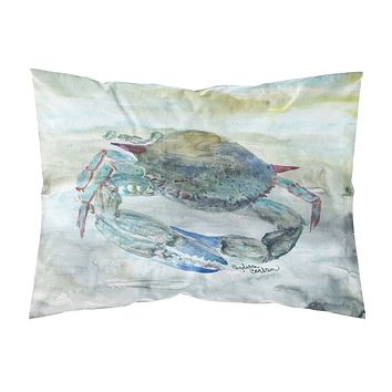Blue Crab Watercolor Fabric Standard Pillowcase SC2003PILLOWCASE