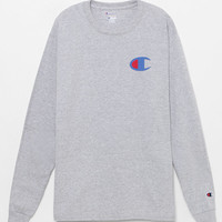 Champion Patriotic C Script Long Sleeve T-Shirt at PacSun.com