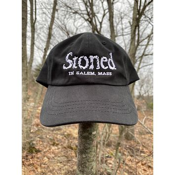 Stoned in Salem Dad Hat