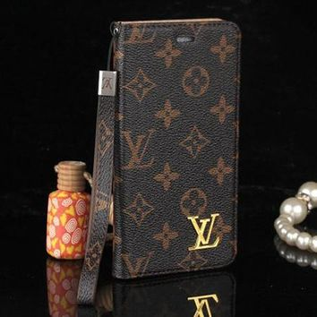 Perfect LV Fashion Print iPhone Phone Cover Case For iphone 6 6s 6plus 6s-plus 7 7plus