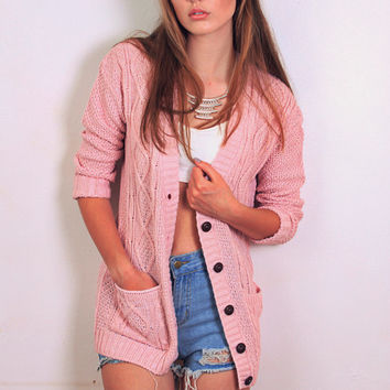 Pink Lalaby Cardigan