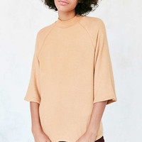 Project Social T In The Clouds Cozy Mock-Neck Top - Urban Outfitters