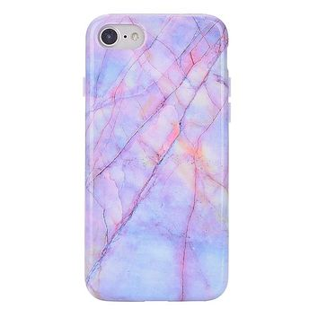 Sunset Marble iPhone Case